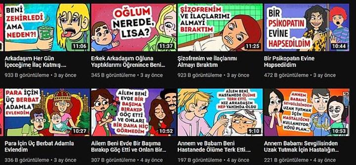 YouTube Türkiye'den uygunsuz içerikli çizgi filmler hakkında açıklama