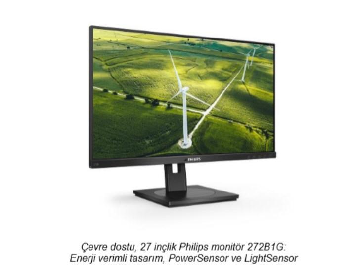 Philips 272B1G monitörünü piyasaya çıkartıyor