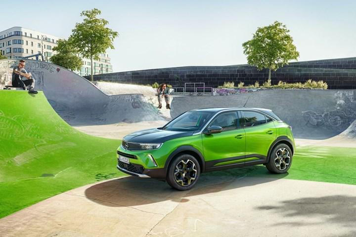2020 Opel Mokka, yepyeni tasarım ve teknolojilerle geldi