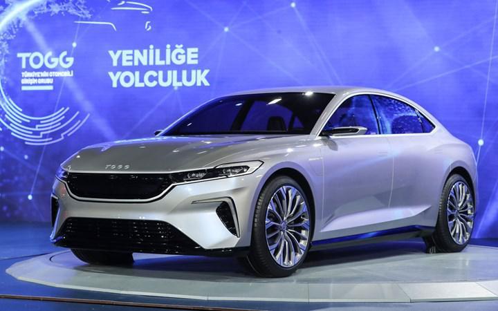 Yerli otomobil tasarımları Çin'de de tescillendi