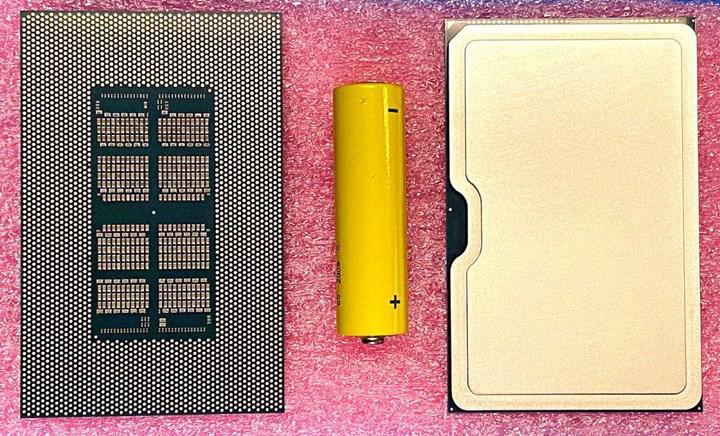 Raja Koduri GPU'larını paylaştı: Avuç içi büyüklüğünde dev GPU