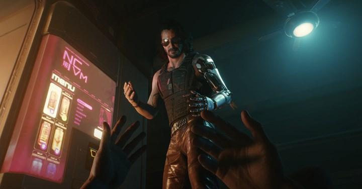 Cyberpunk 2077'den yeni fragman geldi