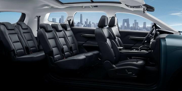 Çinli Geely, şimdiye kadarki en büyük SUV modelini tanıttı: Hao Yue