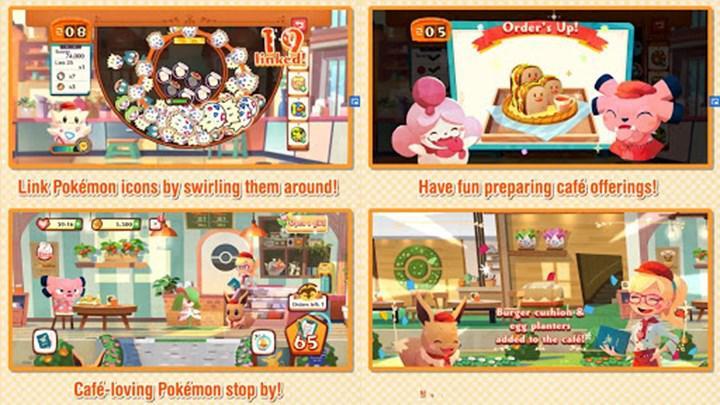 Pokemon gücünü artık kafe işletmek için kullanıyor
