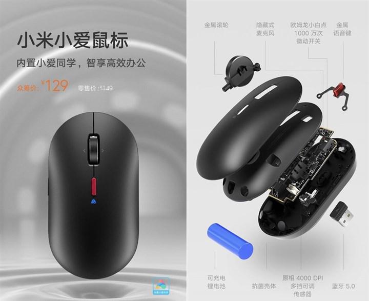 Xiaomi'nin konuşma tanıma özellikli mouse'una büyük ilgi