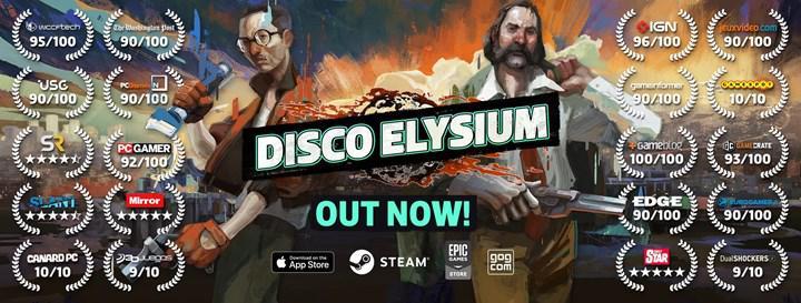 Bol ödüllü RPG Disco Elysium'un dizisi geliyor