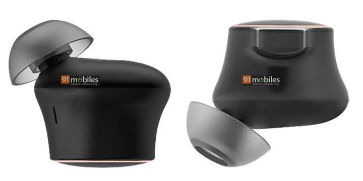 Oppo'nun yeni kablosuz kulaklığının tasarımı ortaya çıktı
