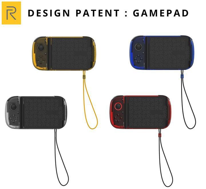 Realme Gamepad'in ilk görüntüleri yayınlandı