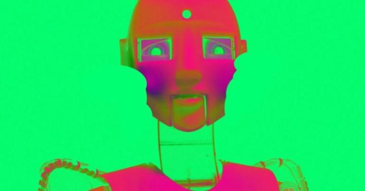 Biyolojik olarak bozunabilir maddeden robot üretildi