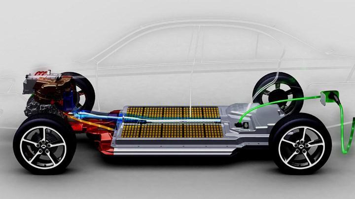 Elektrikli araç bataryalarına gümrük vergisi getirildi