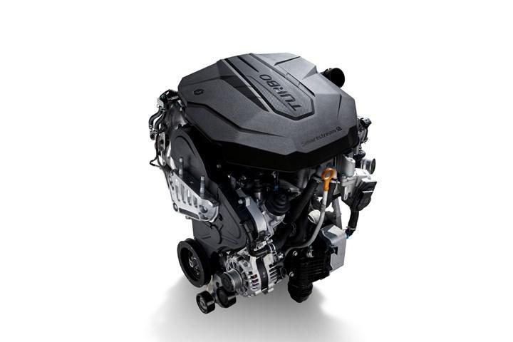 2020 Hyundai Santa Fe'nin motor seçenekleri belli oldu
