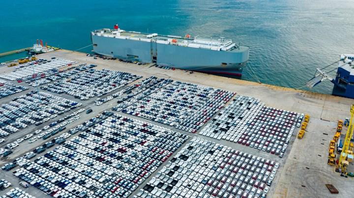 Haziran ayında yükselişe geçen otomotiv ihracatı 2 milyar doları aştı