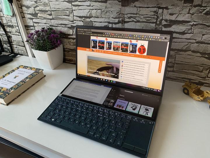 Asus Zenbook Duo vs Zenbook Pro Duo karşılaştırma