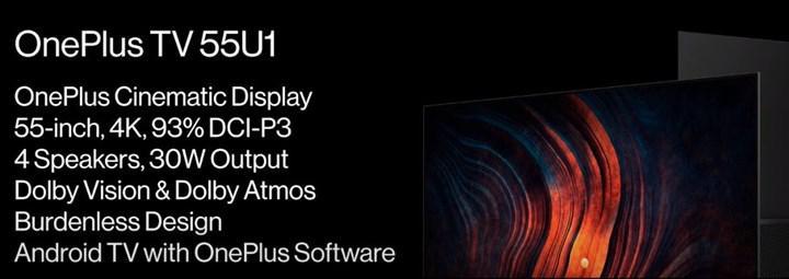 OnePlus, düşük fiyatlı akıllı TV modellerini tanıttı
