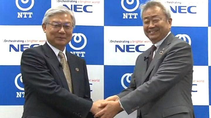 Huawei'den doğacak boşluğu Japon NEC kapatmak istiyor