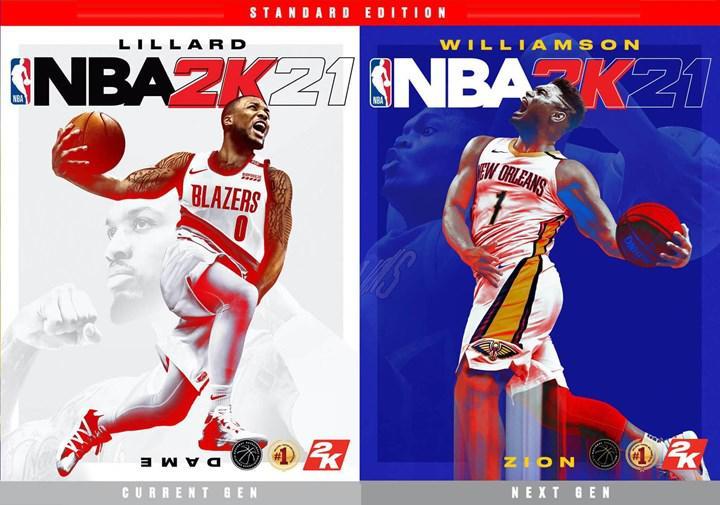NBA 2K21 konsol nesline göre farklı fiyat etiketleri ile gelecek