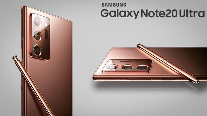 Samsung Galaxy Note 20 ve Note 20 Ultra'nın fiyatı ortaya çıktı