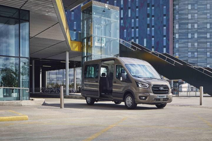 Mustang şanzımanlı Ford Transit Türkiye'de: İşte fiyatı ve özellikleri