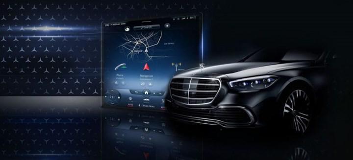 2020 Mercedes-Benz S-Serisi'nden yeni teaser geldi