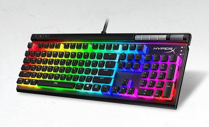 HyperX Alloy Elite 2 mekanik oyuncu klavyesi tanıtıldı