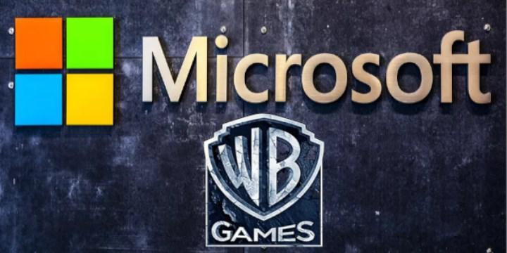 WB Games, Microsoft'a satılabilir