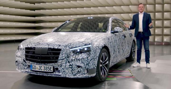 2020 Mercedes-Benz S-Serisi'nin hibrit versiyonu 100 km elektrikli sürüş menzili sunacak