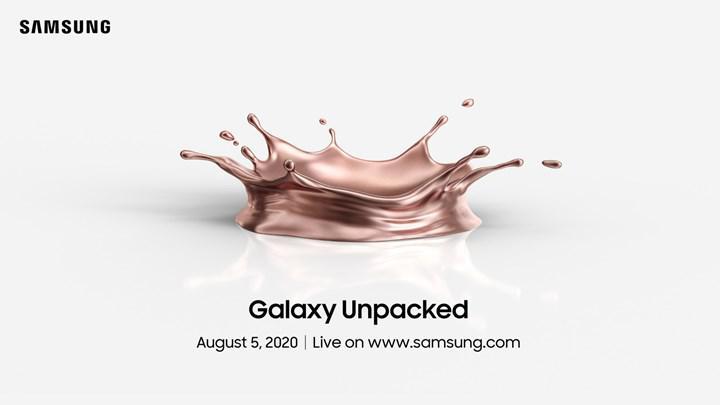 Galaxy Note 20 tanıtım tarihi belli oldu