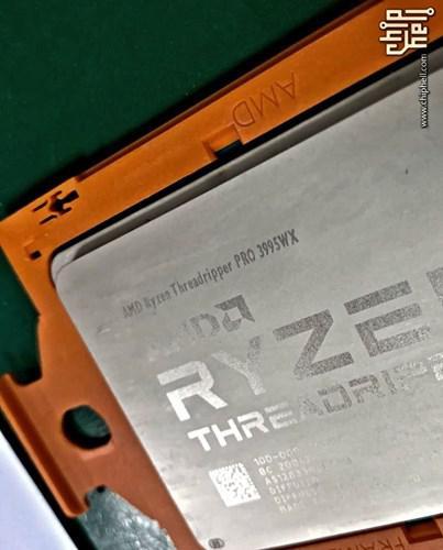 8 kanal bellek destekli Ryzen Threadripper Pro işlemcisi görüntülendi