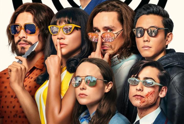 The Umbrella Academy'nin 2. sezonundan ilk fragman yayınlandı