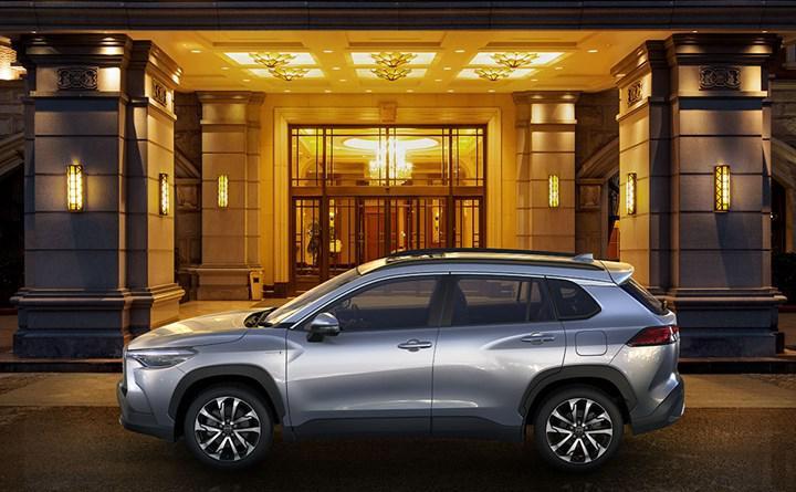 Corolla, SUV dünyasıyla buluştu: İşte karşınızda yeni Toyota Corolla Cross