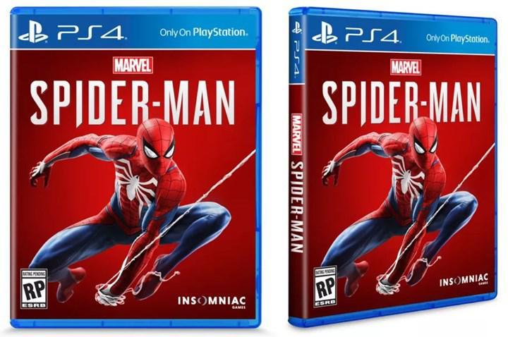 PS5 oyun kutuları böyle görünecek