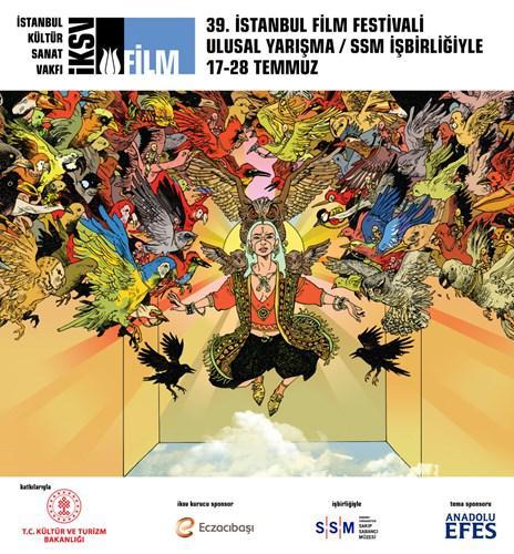 Dijitalde düzenlenen 39. İstanbul Film Festivali'nin biletleri satışa çıktı