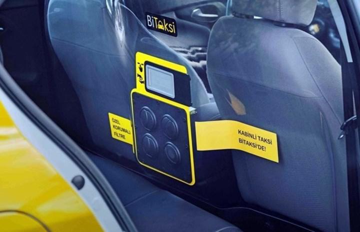 Fiat ve BiTaksi iş birliğiyle 'kabinli taksi' dönemi başlıyor