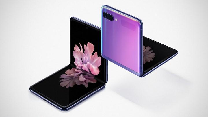 Galaxy Z Flip 5G'nin tanıtım videosu sızdı