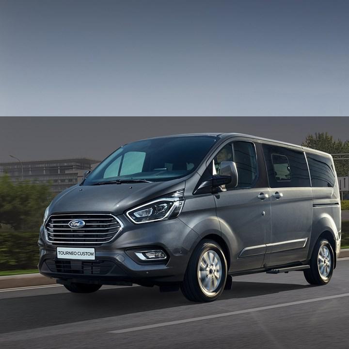 Hibrit Ford Transit modelleri Türkiye'de: İşte fiyat ve özellikleri