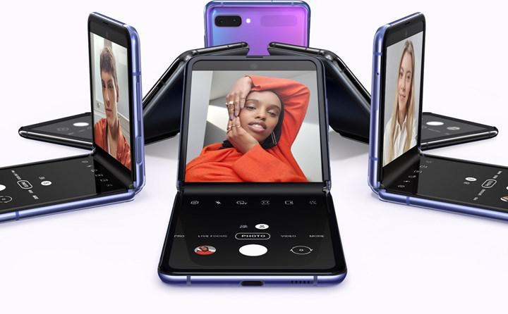 Galaxy Z Flip, 2020'nin en çok satan katlanabilir akıllı telefonu oldu