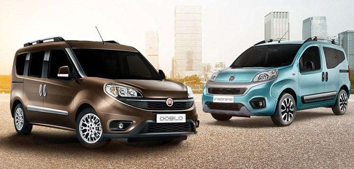 Fiat Doblo ve Fiorino'da
