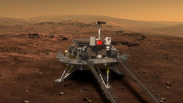 Üç farklı ülke bu ay Mars'a gidiyor: İlk görev BAE'den