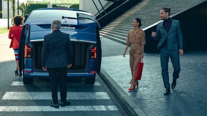 Volkswagen Caravelle Highline Türkiye'de: İşte fiyatı ve özellikleri