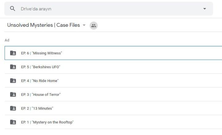 Netflix, Unsolved Mysteries dizisindeki gizemli olayların belgelerini paylaştı