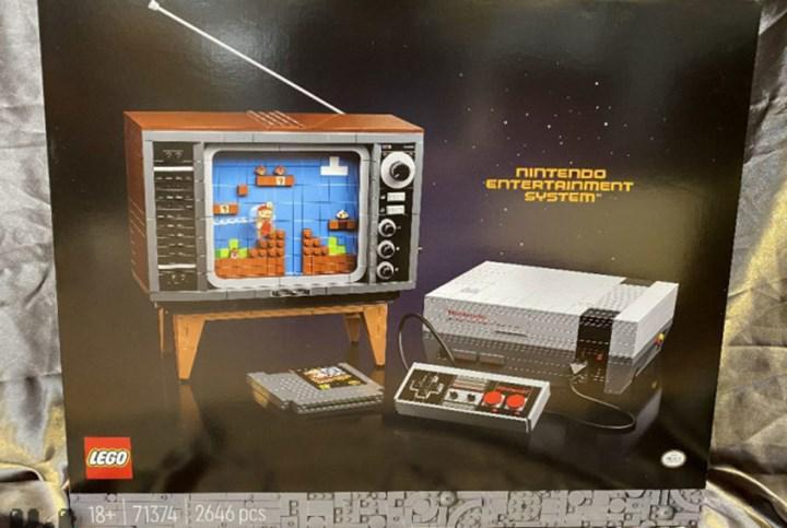 LEGO yakında NES seti piyasaya sürecek