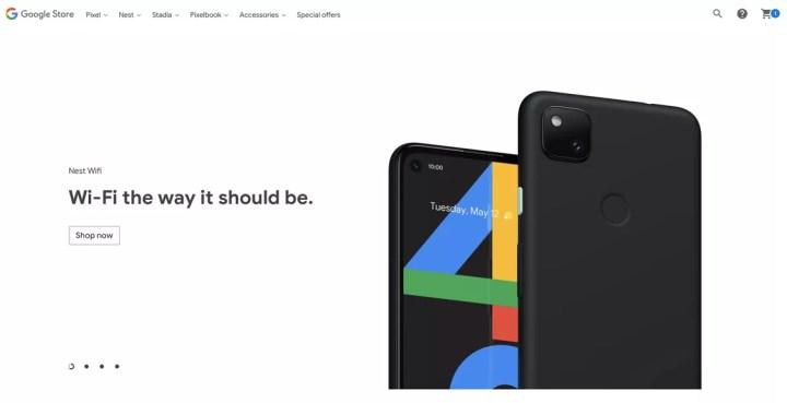 Google Pixel 4a resmi basın görseliyle karşımızda