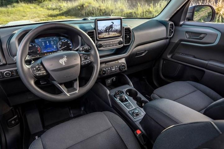 2021 Ford Bronco Sport da tanıtıldı: Arazi yeteneği dikkat çekiyor