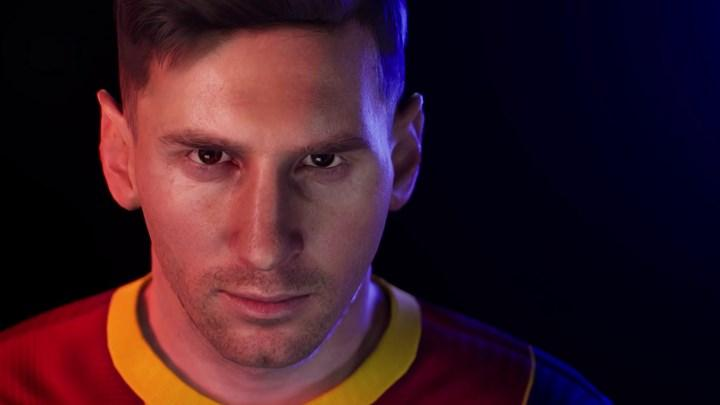 eFootball PES 2022'nin yeni oyun motorunu gösteren video yayınlandı