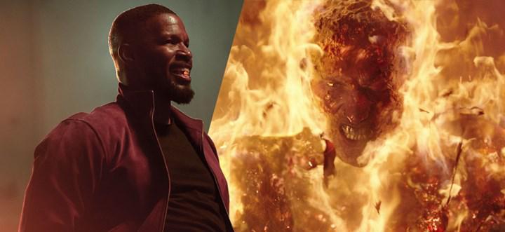 Netflix'in süper güçlerle dolu yeni filmi Project Power'dan ilginç fragman