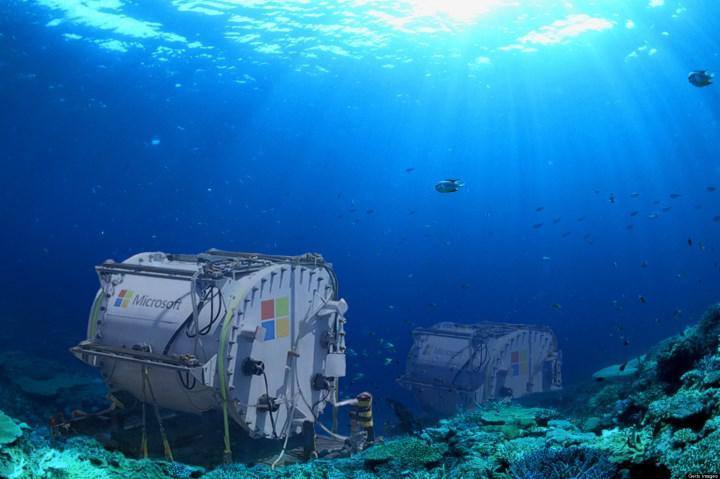 Microsoft'un su altı veri merkezleri gelişmeye devam ediyor