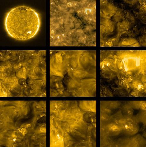Güneş'in bugüne kadarki en yakın fotoğrafı çekildi: İşte müthiş görsel