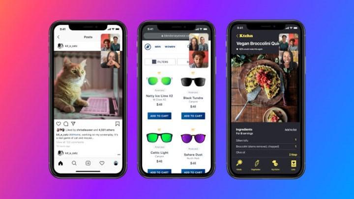 Facebook Messenger mobilde ekran paylaşma özelliği kazandı