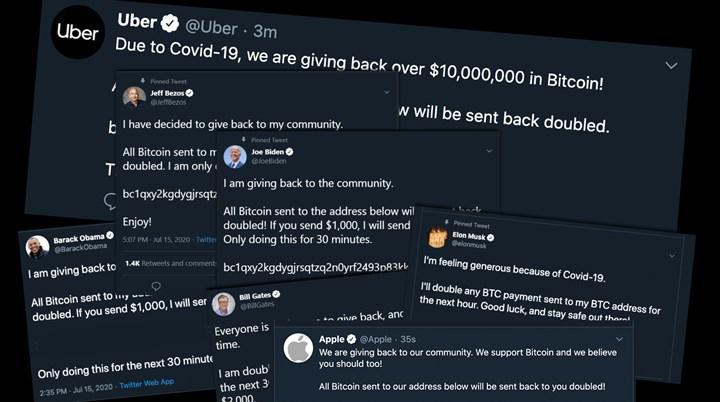 Twitter'ın hacklenmesini FBI soruşturacak