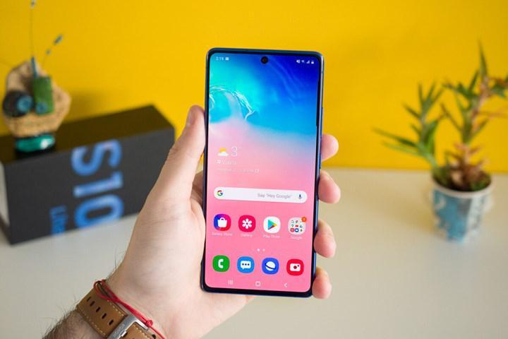 Samsung S20 Lite modelinin özellikleri sızdırıldı
